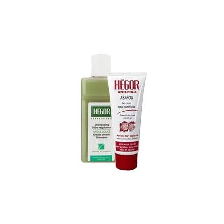 پک ضد شپش مو هگور 2 -- Hegor Anti Lice Pack 2