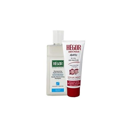 پک ضد شپش مو هگور 1 -- Hegor Anti Lice Pack 1