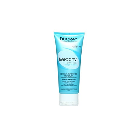 ژل کراکنیل دوکری-- Keracnyl Foaming Gel
