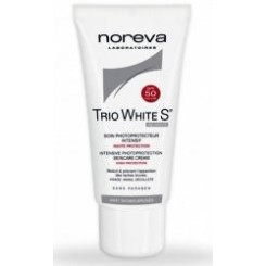 کرم تریو وایت اس نوروا SPF 50 -- Trio White S SPF 50 Intensive Photoprotector Skincare Cream
