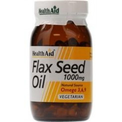 فلکسید اویل هلث اید-- Flaxseed Oil 1000 mg