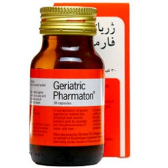 ژریاتریک فارماتون -- Geriatric pharmaton
