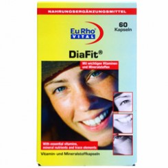 دیافیت یورو ویتال-- DiaFit With Essential Vitamins & Mineral Nutrients