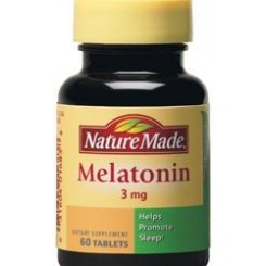 ملاتونین 3 میلی گرم نیچرمید-- Melatonin 3 mg