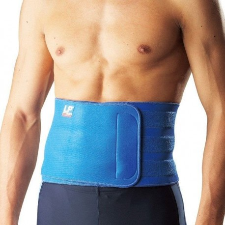 شکم بند لاغری پرزدار 711C ال پی --Waist Trimmer (Two Side Nylon) 711C LP Support