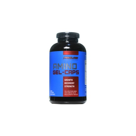 آمینو ژل کپس پرولب -- Prolab Amino Gel Caps