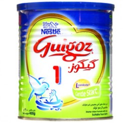 گیگوز 1 شیر خشک نستله -- Nestle Guigoz 1 Milk