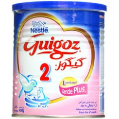 گیگوز 2 شیر خشک نستله -- Nestle Guigoz 2 Milk
