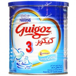 گیگوز 3 شیر خشک نستله -- Nestle Guigoz 3 Milk