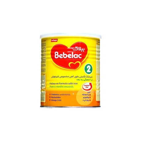 ببلاک 2 شیرخشک -- Bebelac Follow-on Formula 2