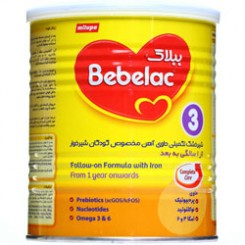 ببلاک 3 شیرخشک -- Bebelac Follow-on Formula 3