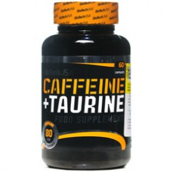 کافئین و تائورین بایوتک --Biotech Caffeine and Taurine